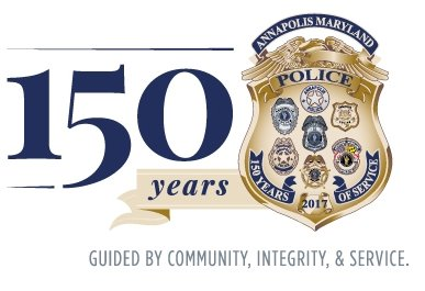 150th Anniversary of the Annapolis Police Department 1867-2017