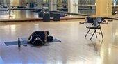 yoga class in person PMRC