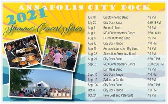 City Dock Summer Concerts