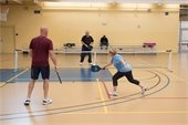 Pickleball Fitness picture at PMRC
