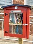 Little Free Library Stanton Community Center