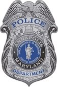 Annapolis Police Department Badge