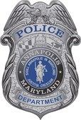 Annapolis Police Department Badge