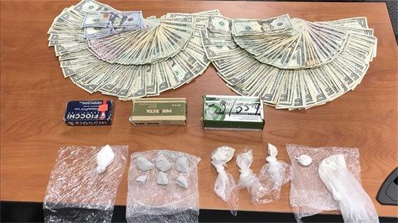 Drug Arrest in Annapolis