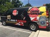 Crime Stoppers Van