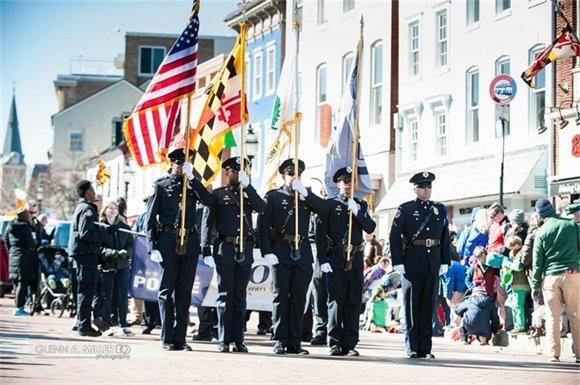 Annapolis Police Honor Guard