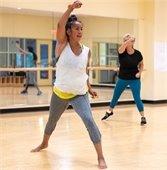 Cardio Dance Mix fitness class