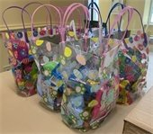 Easter baskets for ELearning students