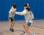 Youth Fencing at PMRC