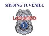 Juvenile was located
