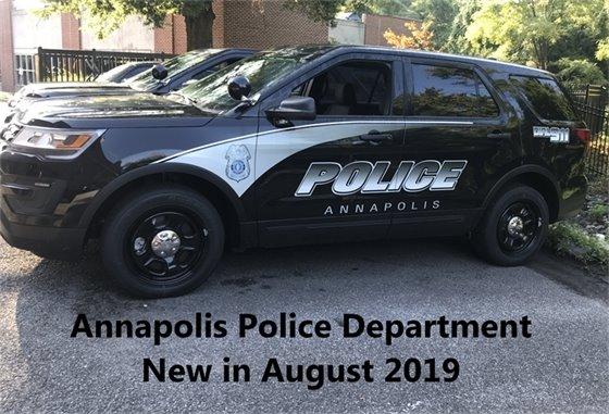 New Police Vehicle Design