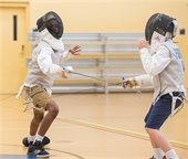 youth fencing camp PMRC 2019