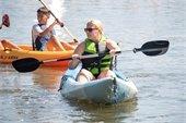 Kayaking on Spa Creek
