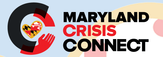 MD Crisis Connect logo