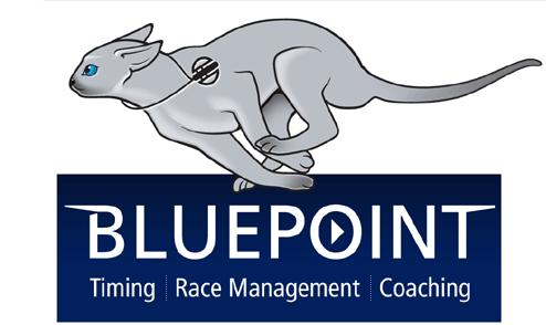 BluePoint Timing Race Management Coaching Logo