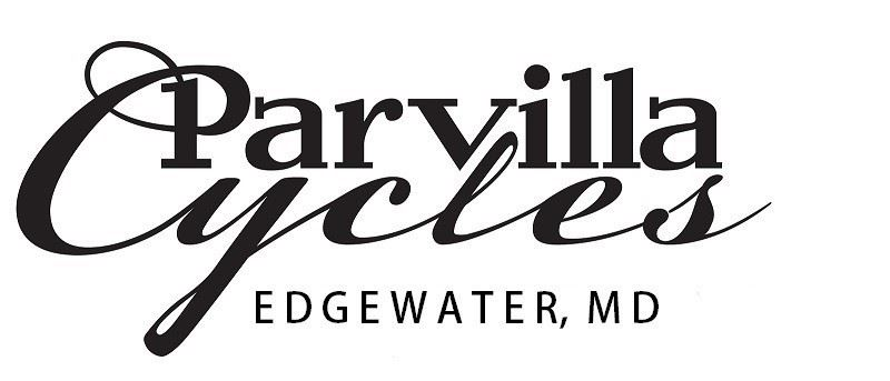 Parvilla cycles Edgewater, MD Logo