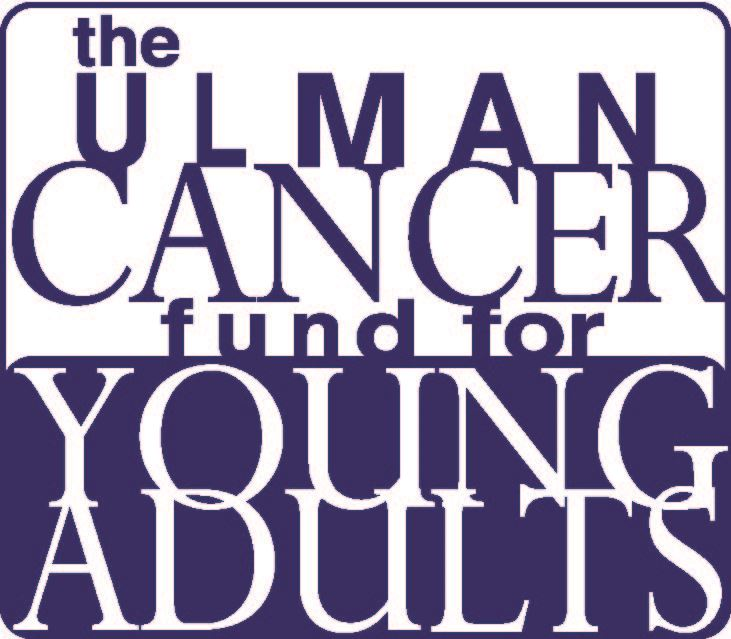 The Ulman Cancer Fund for Young Adults Logo