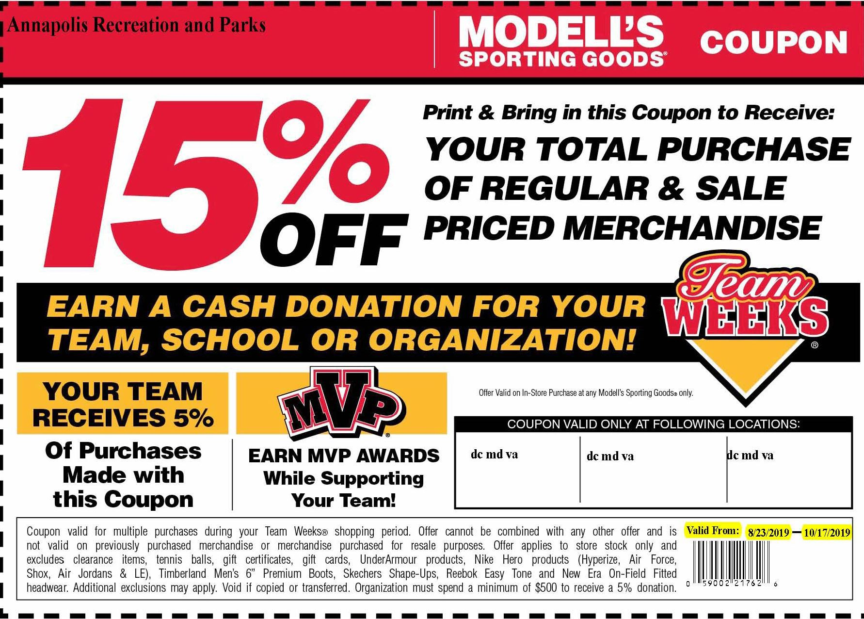 Modells Coupon 082319-101719