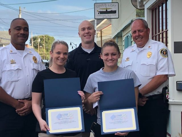 Boatyard Employees - Citation of Merit