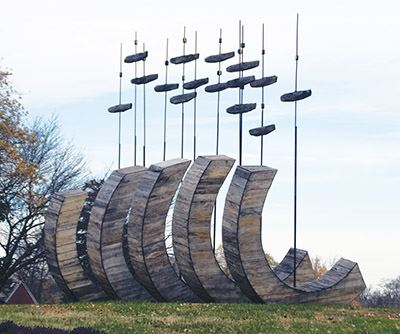 Sculpture Shoals