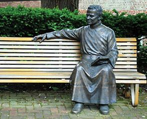 Sculpture Called Blessed Francis Xavier Seelos