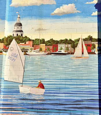 This is Annapolis Mural