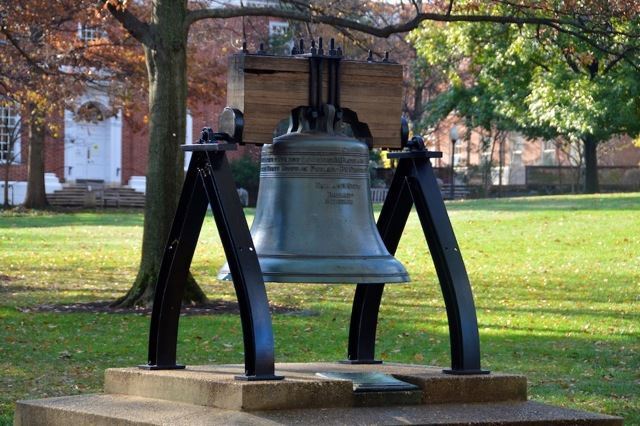 Replica of the Philadelphia Liberty Bell