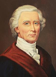 Painting of Charles Carroll
