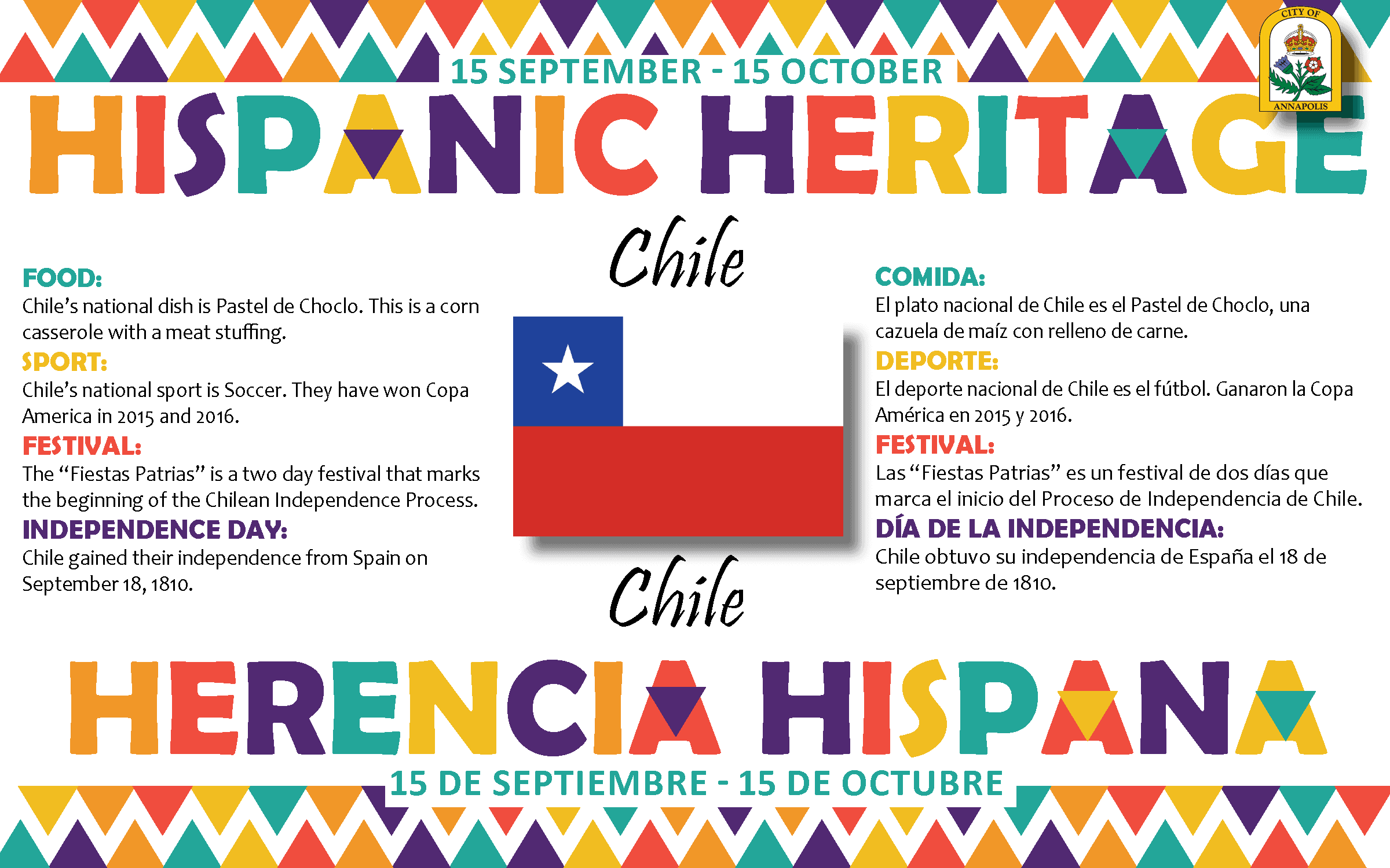 Information About Chile