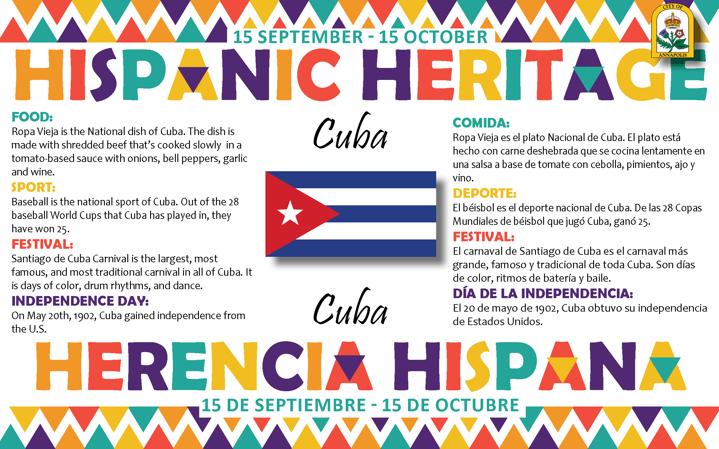 Information About Cuba
