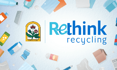 Rethink Recycling Icon