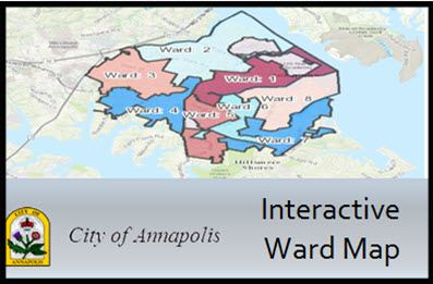 Maps & GIS | Annapolis, MD