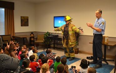 Children Fire Safety Class