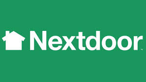 the green Nextdoor logo