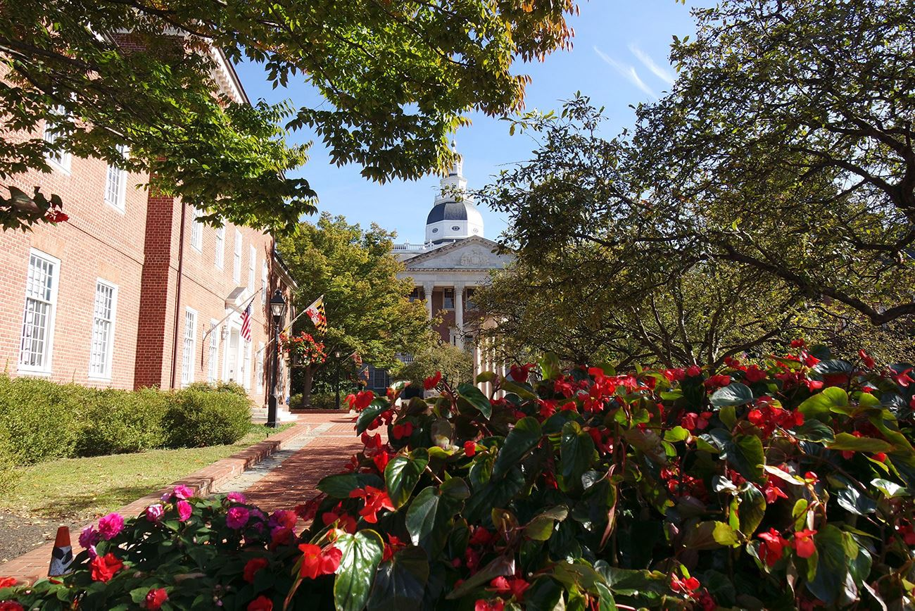 History of Annapolis | Annapolis, MD