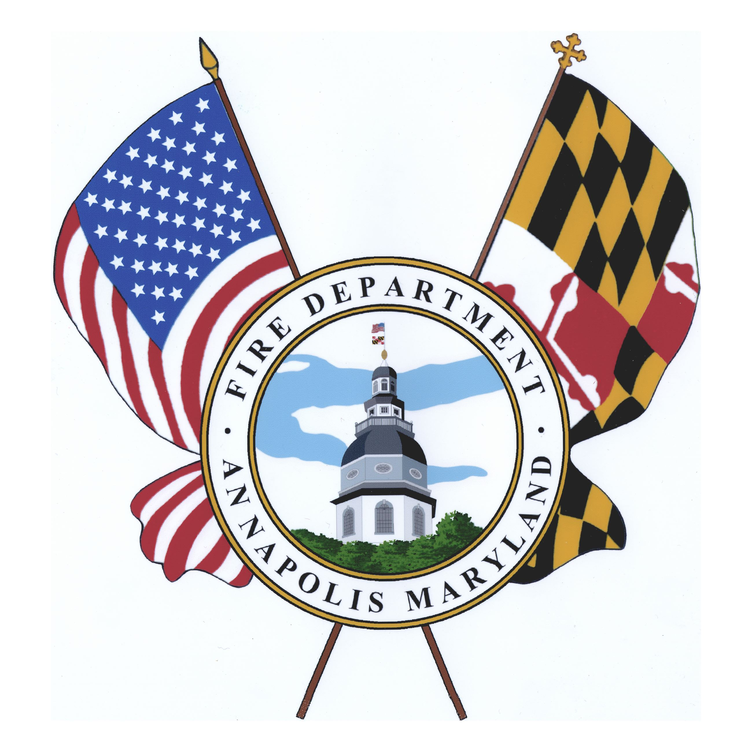 Logo - Fire Department Annapolis Maryland