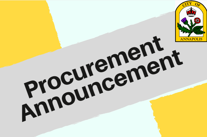 Procurement Announcement
