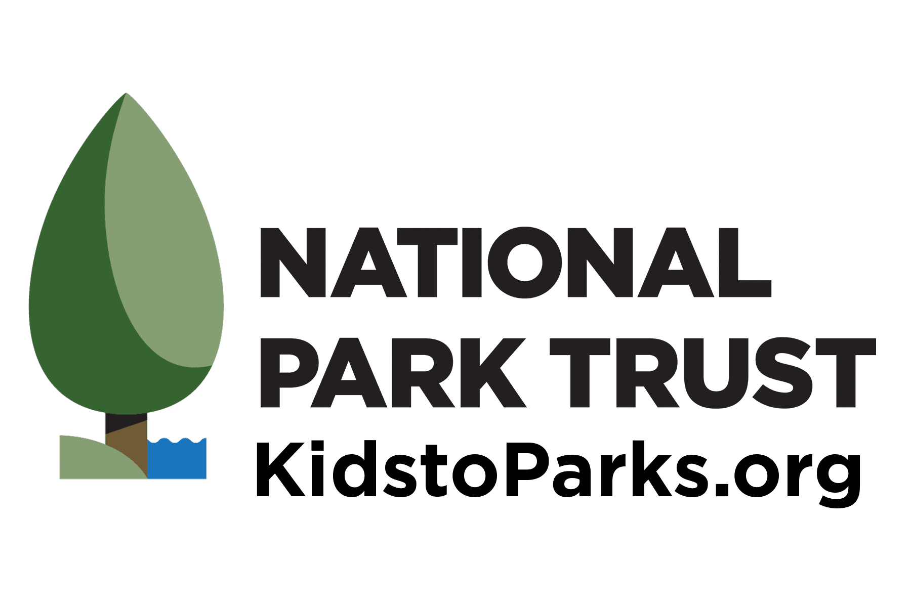 Kids to Parks Day logo