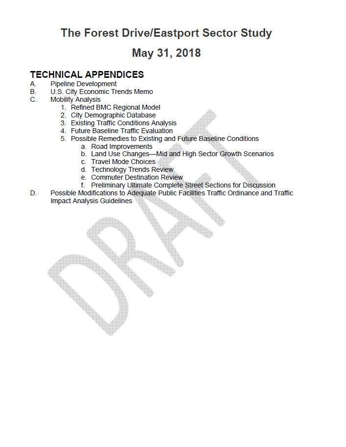 Technical Appendices 5-31-18