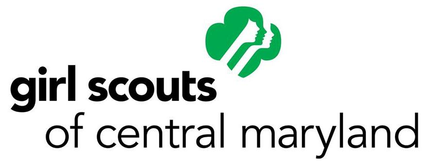 Girl Scouts of Central Maryland logo
